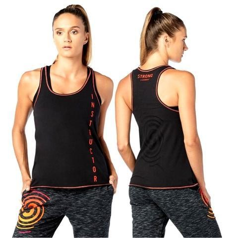 Squat Sync Sweat Instructor Tank