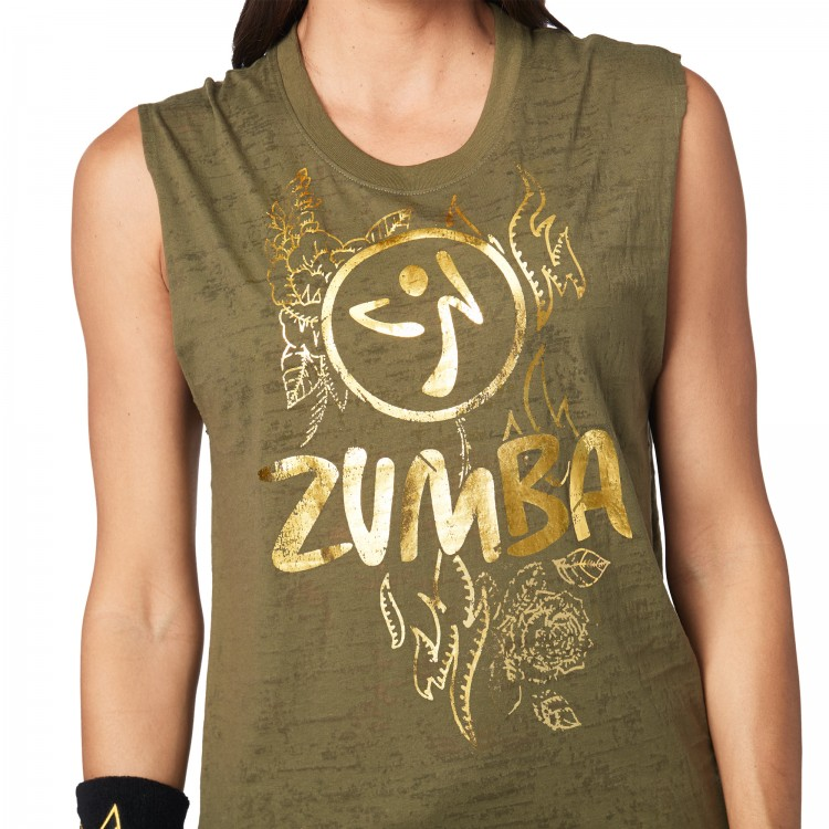 Z Army Muscle Tank