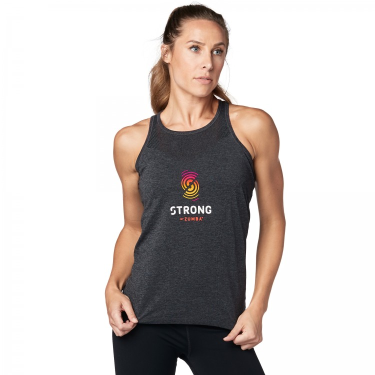 Strong By Zumba Seamless Tank - ELÕRENDELÉS