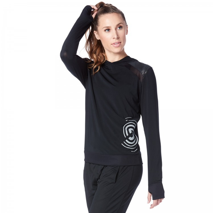Torch & Tone Long Sleeve Pullover - ELÕRENDELÉS