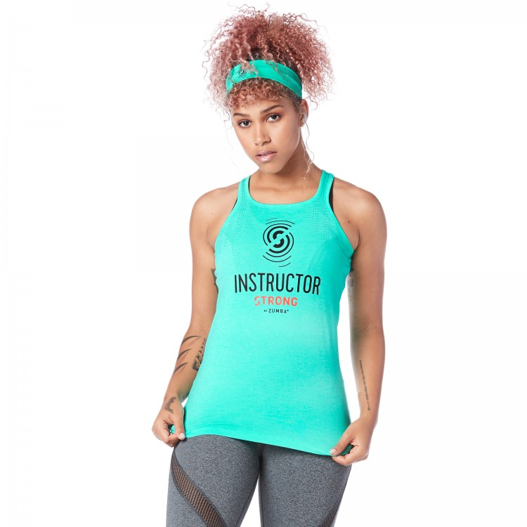 Always Reppin Instructor Seamless Tank - ELÕRENDELÉS