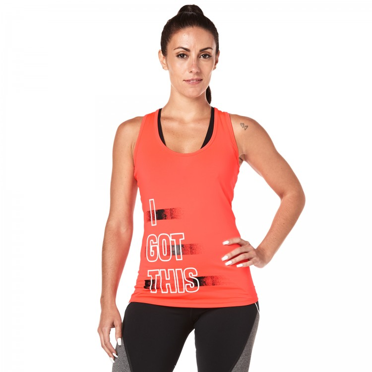 Strong By Zumba Got This Racerback -ELÕRENDELÉS