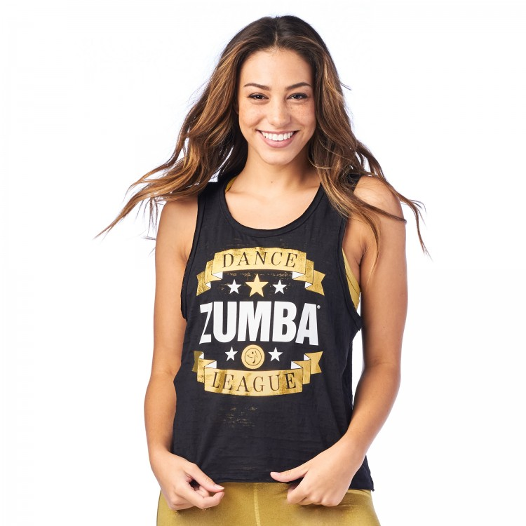 Zumba Dance League Tank