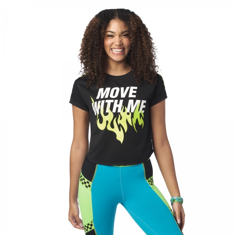 Move With Me Top