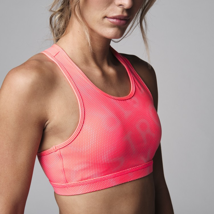 Laser Scoop Bra