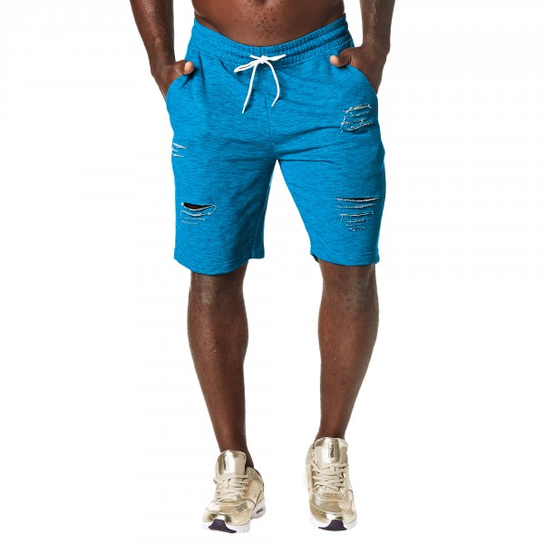 Wild About Zumba Ripped Shorts