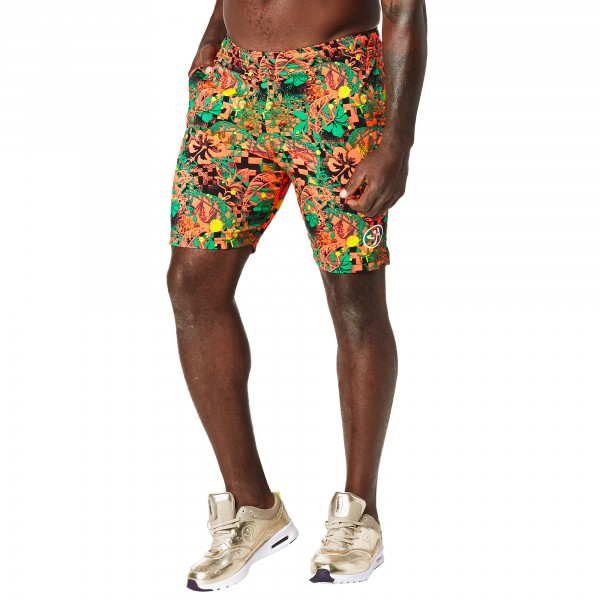 Get Tropical Shorts