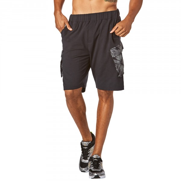 Dancing Warrior Cargo Shorts