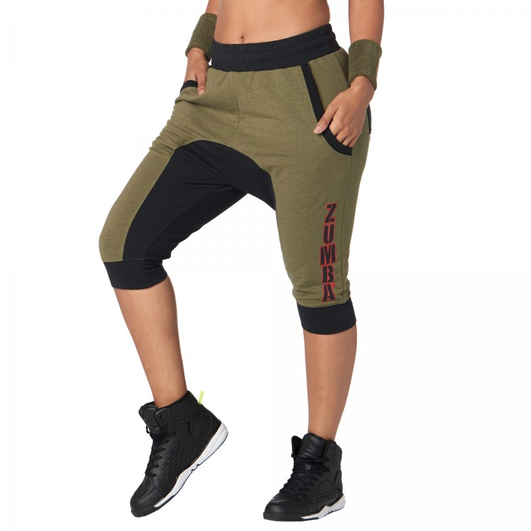 Zumba Revolution Capri Sweatpants