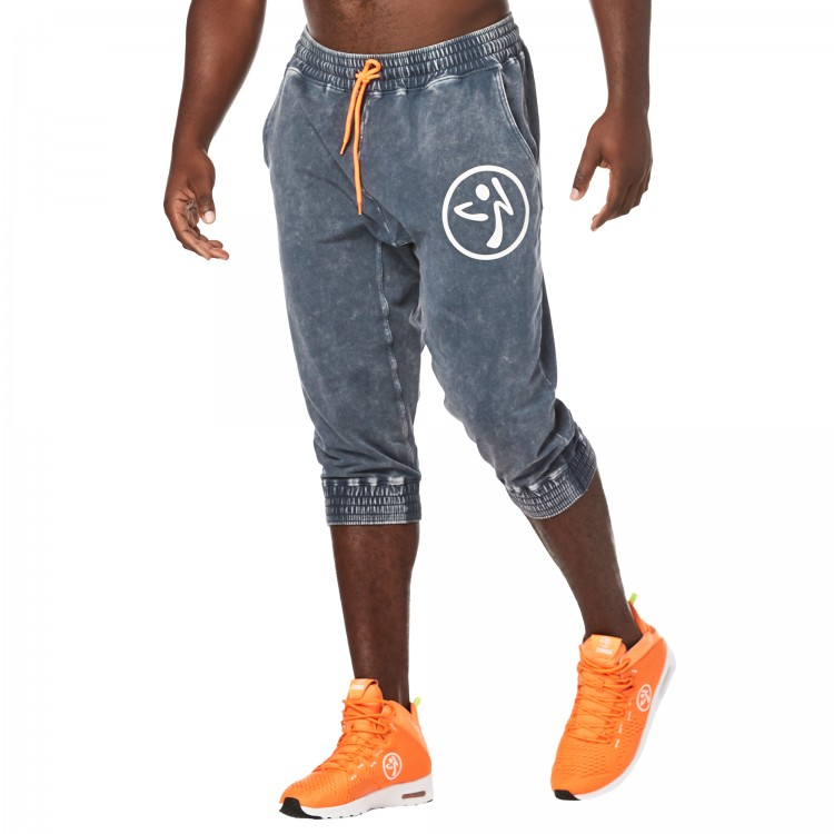Zumba Must Move Mens Capri Sweatpants