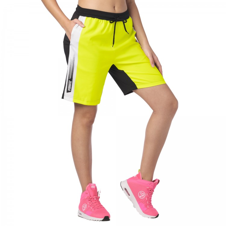 Zumba Lets Go Mens Shorts