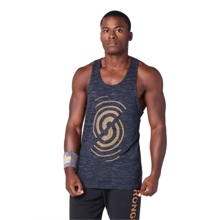 Strong By Zumba Mens Instructor Tank - ELŐRENDELÉS