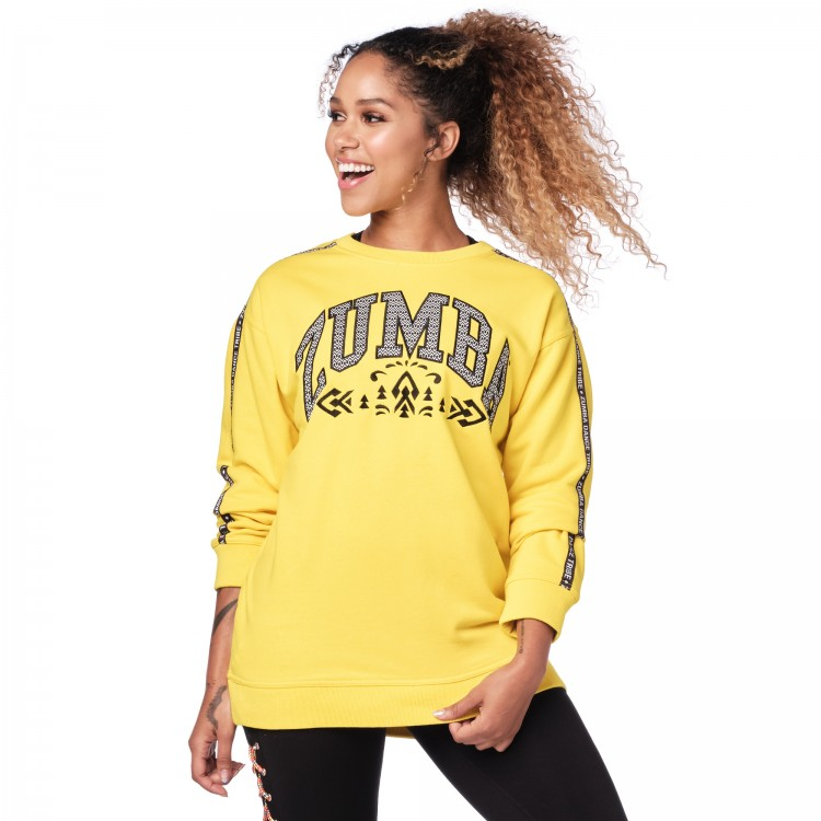 Zumba Dance Tribe Pullover