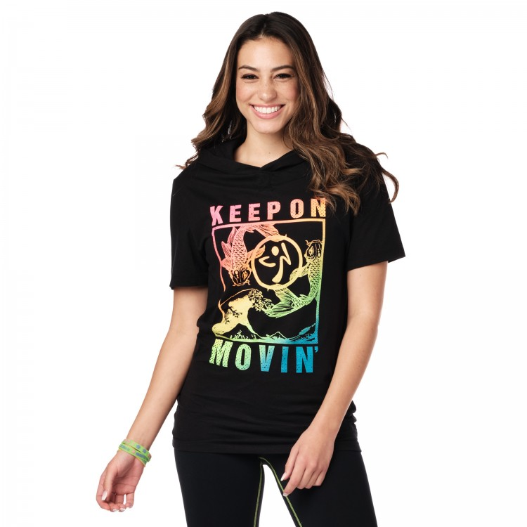 Keep On Movin Mens Tee