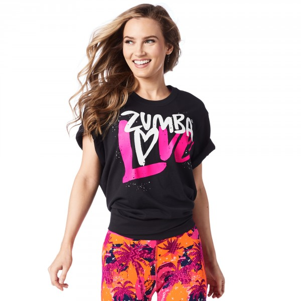 Zumba Love Graphic Tee