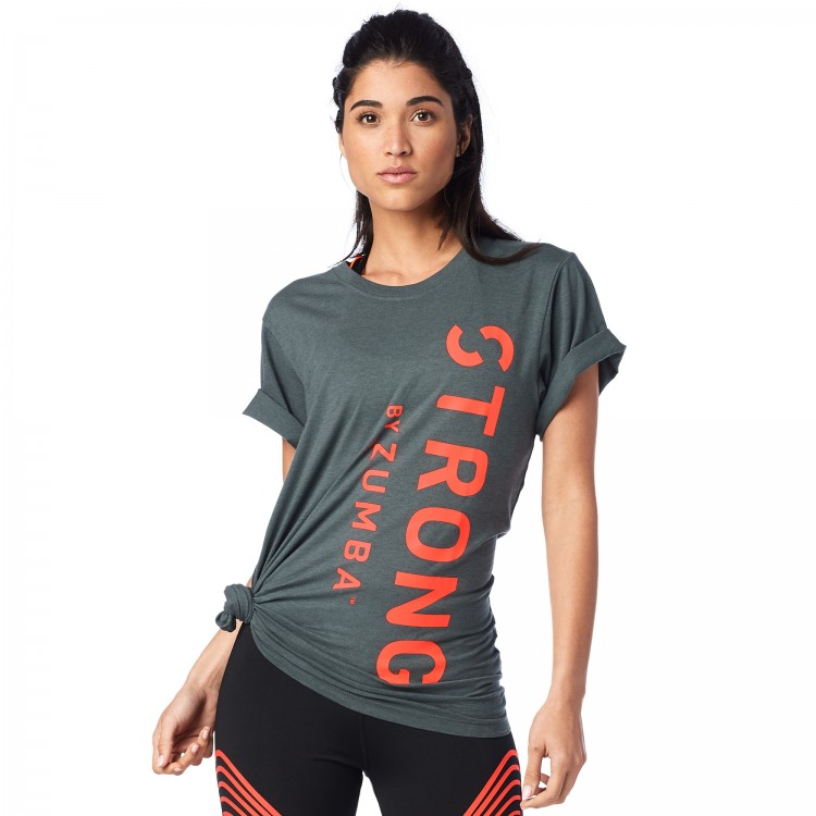 Strong By Zumba Instructor Unisex Tee